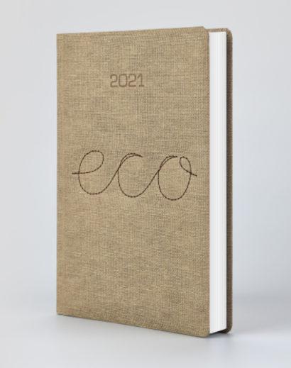 Kalendarz książkowy eco