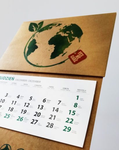 Kalendarz Trójdzielny Ekologiczny