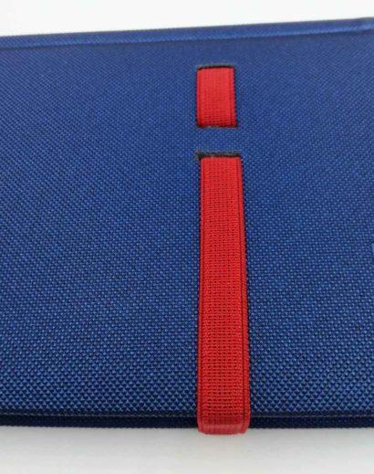 Czerwona gumka do kalendarza