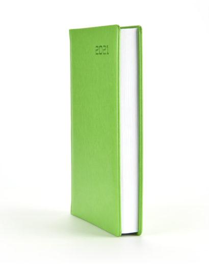 Zielony kalendarz książkowy Ideo