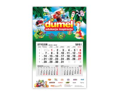 Kalendarze Autorskie Ścienne