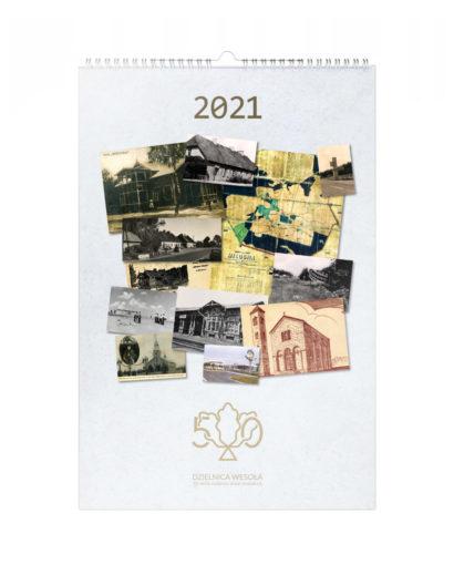Kalendarz Ekologiczny Planszowy