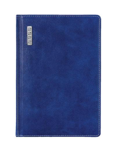 Granatowy kalendarz książkowy B5